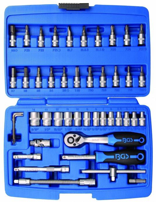 BGS set nasadnih kljuceva i bitova