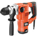 BLACK&DECKER KD1250K - Bušilica čekić SDS-Plus