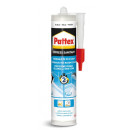 Pattex Express sanitarni silikon - bijeli 280 ml
